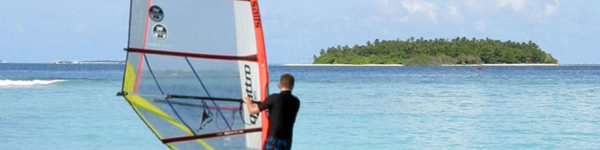 Headline for 5 of the Best Water Sports in Maldives – Thrills and Fun in the Seas