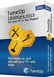 Tuneup Utilities 2013 Crack & Product Key Download
