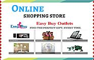 Online Shopping At Easy Buy Outlets: Be Safe And Secure