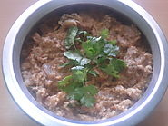 Kongunadu mutton gravy - famous Indian recipes - Mutton curry recipe