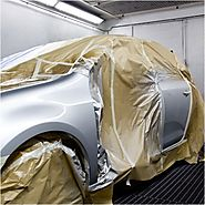 Car smash repairs Melbourne