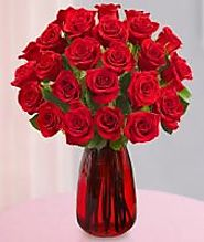 45383 Two Dozen Red Roses