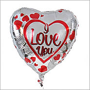 Valentines Balloons Delivery to Germany | Buy Now and Get 15% off | Send Valentines Balloons to Germany