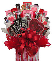 Valentines Day Candy Bouquet Delivery to USA | Buy Now and Get 15% off | Send Valentines Day Candy Bouquet to USA