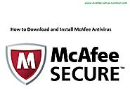 How to Download and Install Mcafee Antivirus | Mcafee Reinstall