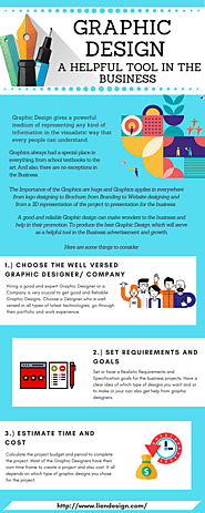 Graphic Design - a Helpful tool in the Business