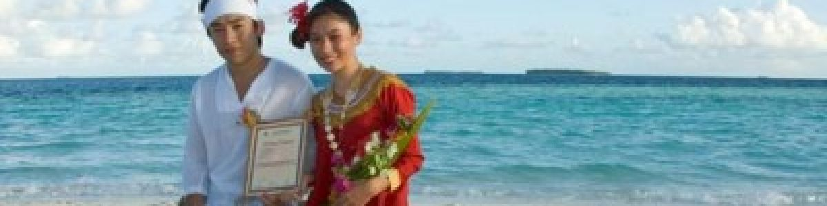 Headline for List of Wedding Traditions in Maldives – Strict Rules and Devout Religious Rituals