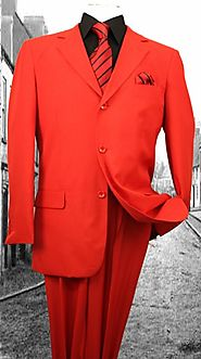Mens Red Tuxedo Jacket to Get Sophisticated Look