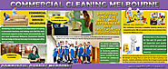 Website at http://www.sparkleoffice.com.au/Best-Commercial-Cleaning-Melbourne.html
