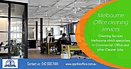 Melbourne School cleaning services | https://www.sparkleoffice.com.au/cleaning-services-west-melbourne/ - Imgur