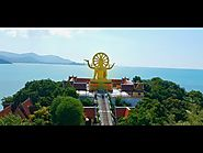 Big Buddha Temple - Anantara Bophut Koh Samui Area Excursions