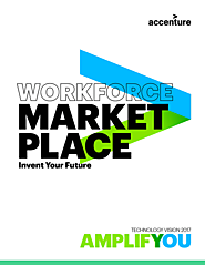 Future Workforce Trends – Accenture Tech Vision