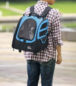 A Variety of Small Pet Backpack Carriers