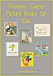 Reviews: Sweet Picture Books for Kids