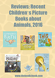 Reviews: Recent Children's Picture Books about Animals, 2016