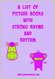 A List of Picture Books with Strong Rhyme and Rhythm