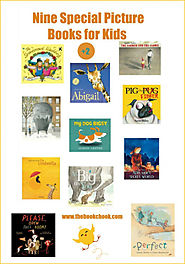Reviews: Nine Special Picture Books for Kids