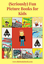 Reviews: (Seriously) Fun Picture Books for Kids