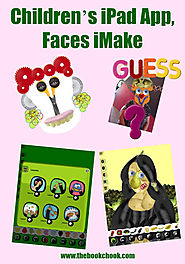 Children's iPad App, Faces iMake