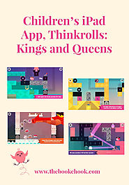 Children's iPad App, Thinkrolls: Kings and Queens