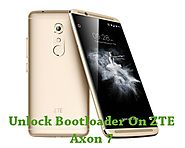 How To Unlock Bootloader On ZTE Axon 7 Smartphone