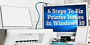 How To Fix Windows 10 Printer Problems? - Driver Restore
