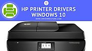 How To Fix HP Printer Drivers Windows 10 Issues? - Driver Restore