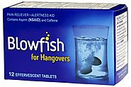 Blowfish for Hangovers (12 Tablets), 12 Count