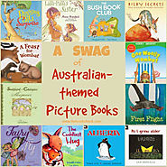 A Swag of Australian-themed Picture Books