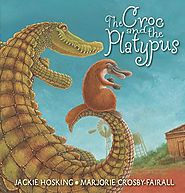 Children's Book Review, The Croc and the Platypus