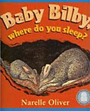 Book Review, Baby Bilby, where do you sleep?