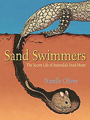 Children's Book Review, Sand Swimmers