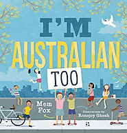 Children's Book Review, I'm Australian Too