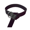 Medieval Ring Belt Black