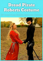 Dread Pirate Roberts Costume: DIY Dread Pirate Roberts Halloween Costume