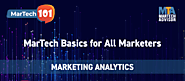 MarTech 101: Marketing Analytics Primer for 2019 Email address: