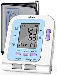 Aickar Upper Arm Blood Pressure Monitor review