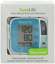 SureLife 860211 Blood Pressure Monitor review - Blood Pressure Monitoring | Blood Pressure Monitor Review
