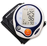 LotFancy Arm Blood Pressure Monitor review - Blood Pressure Monitoring | Blood Pressure Monitor Review
