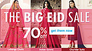 Most Awaited Eid Sale Live at Hatkay