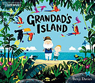 Children's Book Review, Grandad's Island