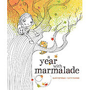 Children's Book Review, A Year with Marmalade