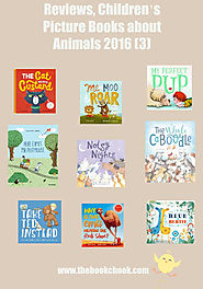 My Perfect Pup, in Reviews: Children's Picture Books about Animals 2016 (3)