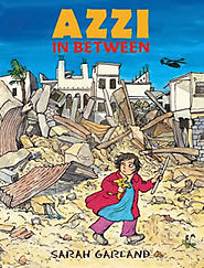 Children's Book Review, Azzi In Between