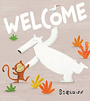 Welcome, reviewed in Change: Picture Book Suggestions and Questions