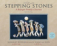Children's Book Review, Stepping Stones: A Refugee Family's Journey