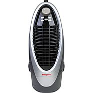 Honeywell CS10XE 21 Pt. Indoor Portable Evaporative Air Cooler with Remote Control