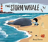 Children's Book Review and Activities, The Storm Whale