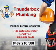 Finding A Qualified Plumber in Yarraville