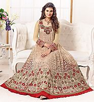 Anarkali Indian Clothing For Women